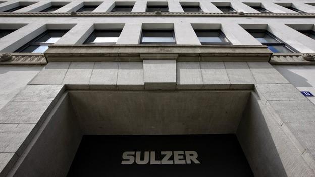 Sulzer will Metco verkaufen, welche Teile für Autos und Flugzeuge herstellt.