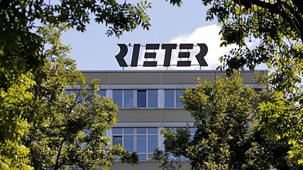 Rieter-Hauptsitz in Winterthur.