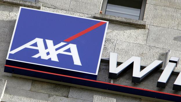 Trotz geringerem Gewinn ist Axa Winterthur zufrieden mit dem ersten Semester 2013.