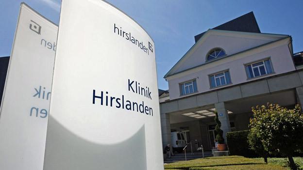 Die Klinik Hirslanden hegt Ausbaupläne.