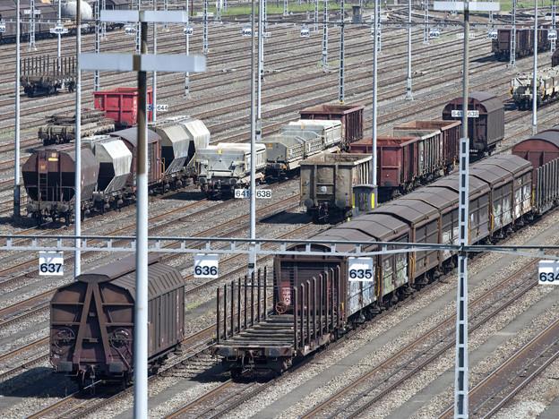 Güterbahnhof Limmattal soll ausgebaut werden