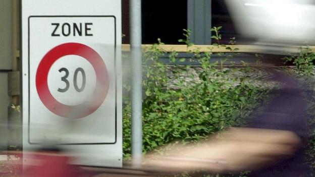 Tempo 30 - bald überall auf städtischen Strassen?