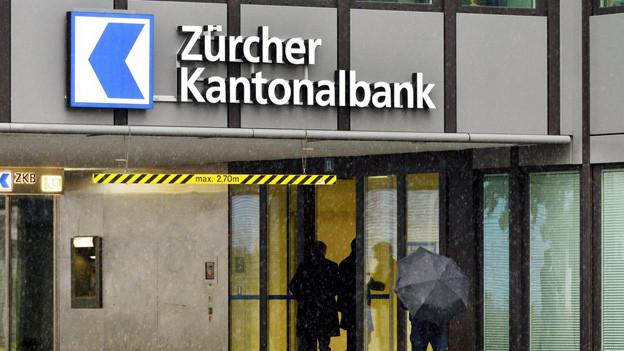 ZKB mit knappem Plus nach erstem Halbjahr 2013