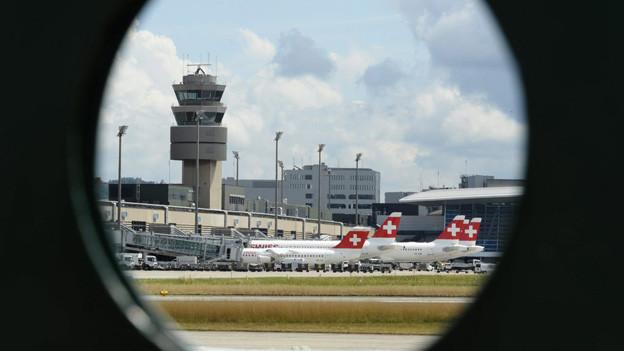 Durchzogene Bilanz am Flughafen: Mehr Umsatz, weniger Gewinn und weniger Flüge.