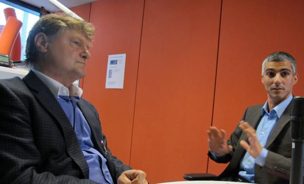 Ancillo Canepa, FCZ-Präsident und GLP-Gemeinderat Gian von Planta