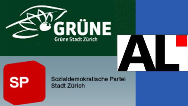 Zusammenarbeit Light: AL, SP und Grüne wollen sich gegenseitig empfehlen.