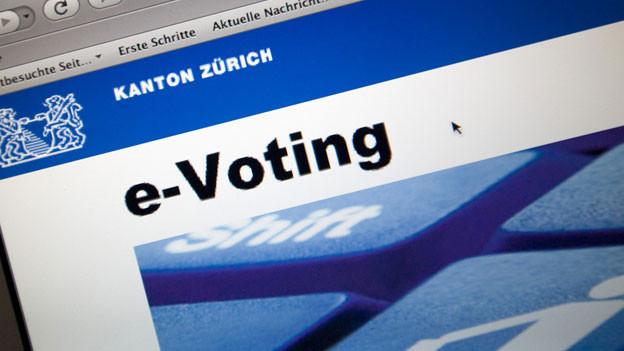 Mehr Sicherheit beim E-Voting: Das streben die Kantone an.