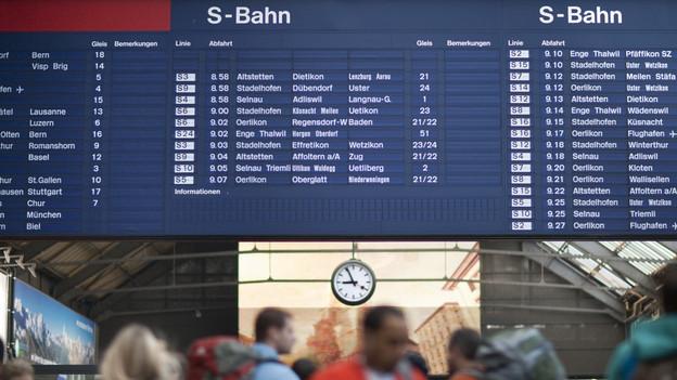 Haben die Passagiere bald ein Mitspracherecht?