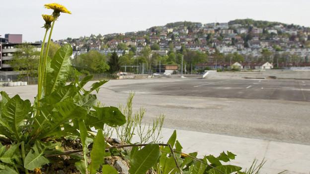 Auf dem Hardturm-Areal wird zumindest in den nächsten Jahren kein Stadion gebaut.