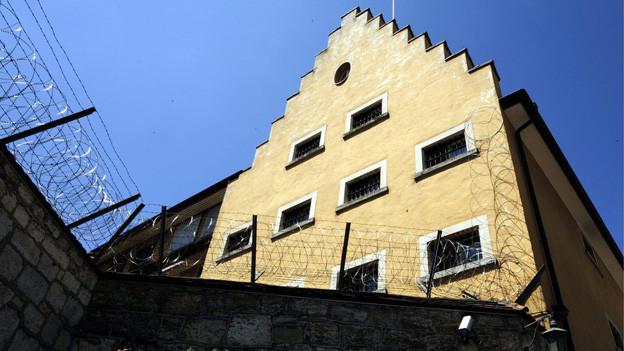 Das Schaffhauser Gefängnis ist laut Nationaler Folterkommission mangelhaft.