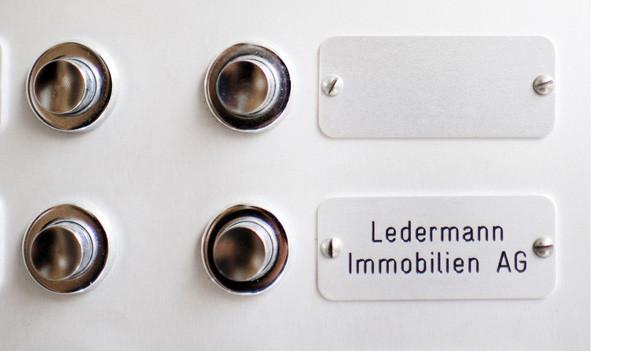 Ledermann Immobilien AG sistiert Börsengang.