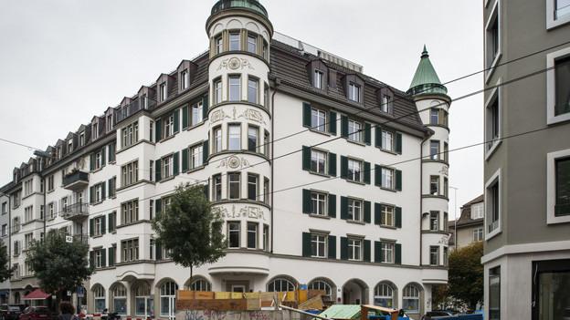 Die Immobilienfirma Ledermann AG kauft Liegenschaft um Liegenschaft im Zürcher Seefeld