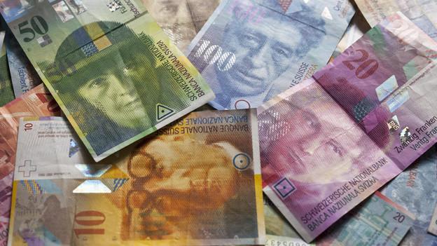 Das Verschieben von Geld zahlt sich noch nicht überall aus.