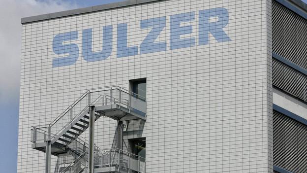 Sulzer-Hauptsitz in Winterthur.