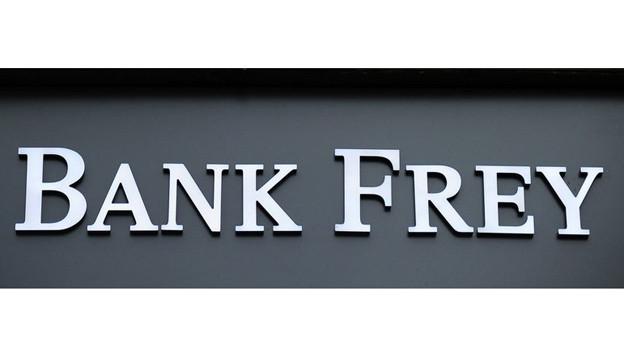 Gegen die Bank Frey hat die US-Justiz ein Strafverfahren eröffnet.