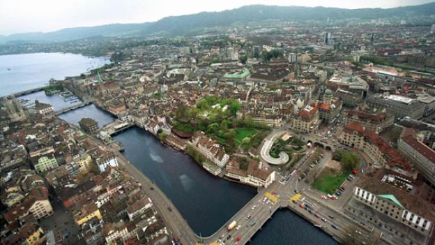 Wie soll Zürich wachsen?