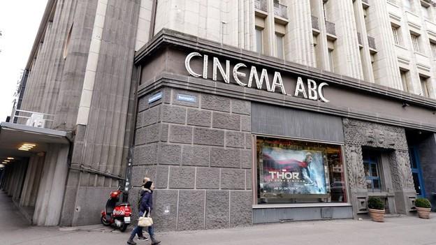 Im März 2014 schliesst das Zürcher Kino ABC.