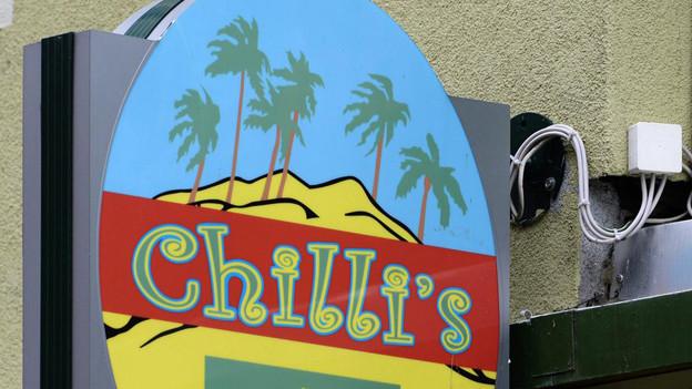 Der Nachtclub Chilli's: Hier sollen sich die verhafteten Beamten bestochen lassen haben.