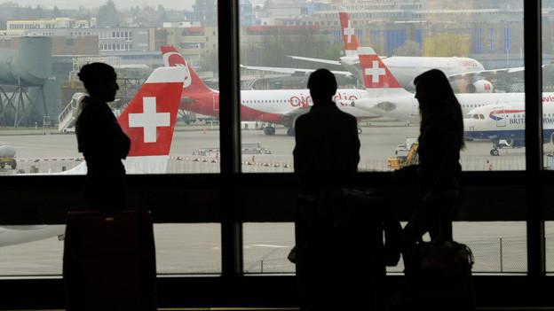 Die Passagiere profitieren von der neuen Gebührenregelung.