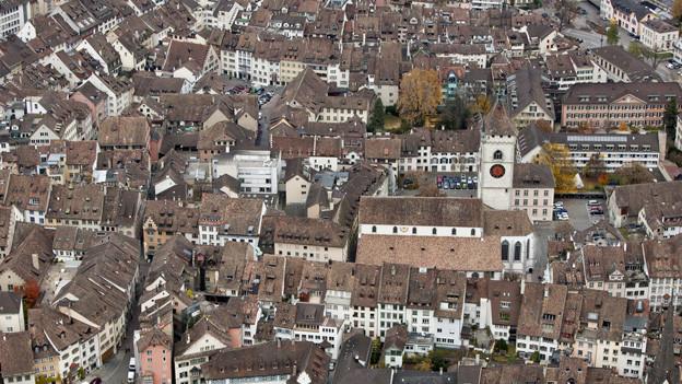 Stimmrechtsbeschwerde gegen Schaffhauser Kirchenvorlage