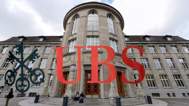 Umstritten: das Sponsoring der UBS.