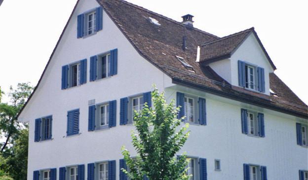 Die Therapiestation Ulmenhof in Ottenbach.