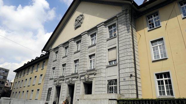 «Kurzer Prozess» am Bezirksgericht Zürich.