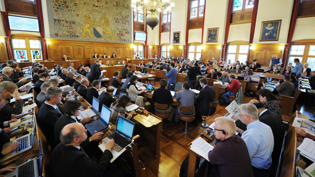 Kantonsrat startet Budgetdebatte