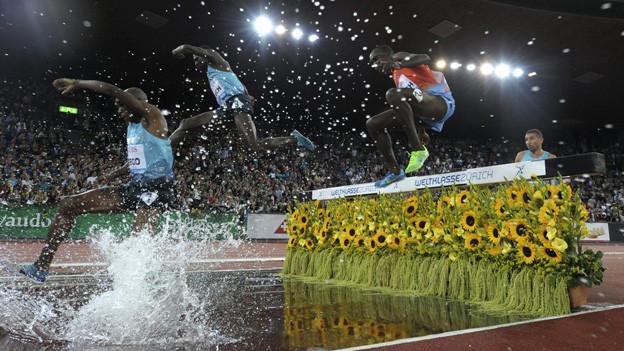 Bereit für die Leichtathletik-EM 2014? Stadt und Kanton Zürich bereiten sich vor.