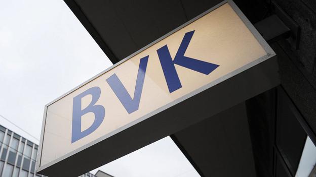 BVK im schiefen Licht.