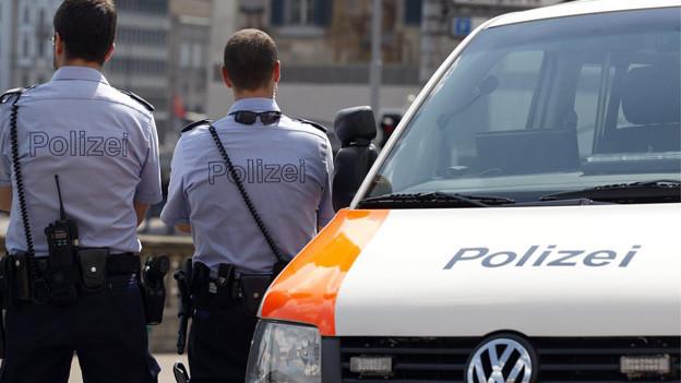 Erhält keine Verstärkung in der Nacht: Zürcher Stadtpolizei.