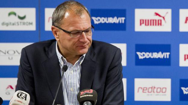 André Dosé weist Vorwürfe von GC zurück.