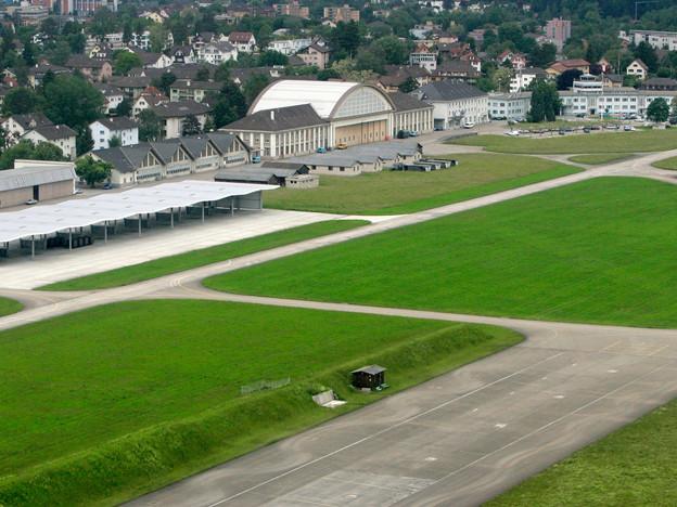 Bund will Flugplatz Dübendorf für private Flieger öffnen