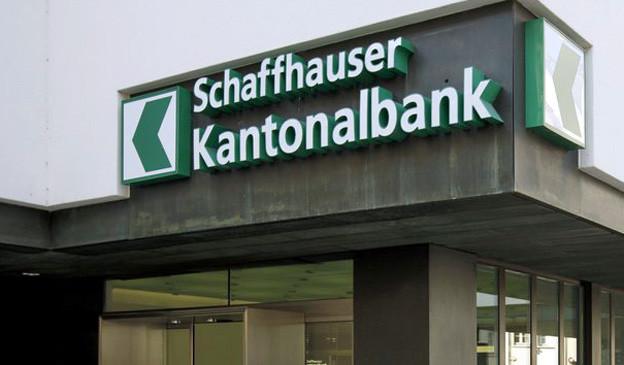 Die Schaffhauser Kantonalbank fühlt sich unschuldig.