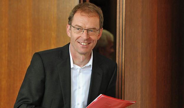 Der Zürcher Finanzvorstand Daniel Leupi hat sein erstes Budget durchgebracht.