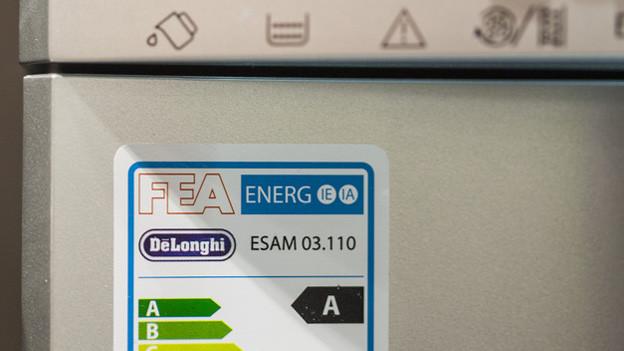 Der Kauf von Öko-Kaffeemaschinen wurde vom EWZ belohnt
