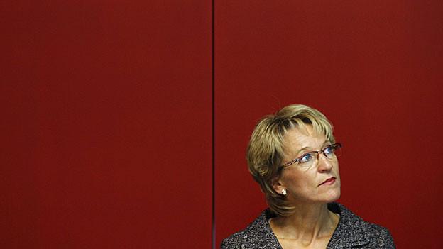 Rita Fuhrer, ehemalige Zürcher Regierungsrätin (SVP).