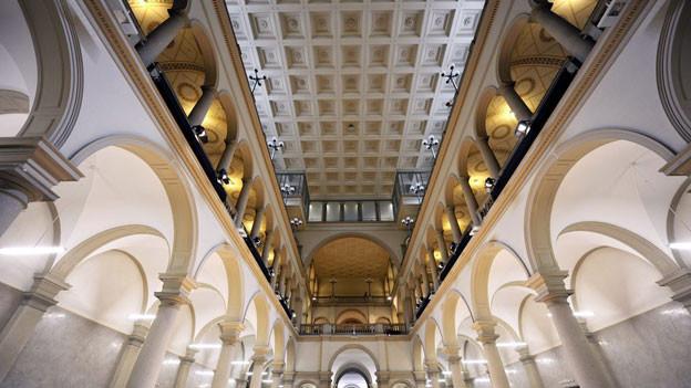Aus den Heiligen Hallen in den rauen Wind der Wirtschaft: 24 Spin-offs der ETH Zürich wagen den Schritt.