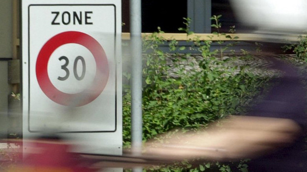 Die Stadt Zürich setzt auf Entschleunigung mit Tempo 30.