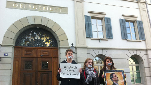Juso und ZKB haben sich vor Gericht geeinigt