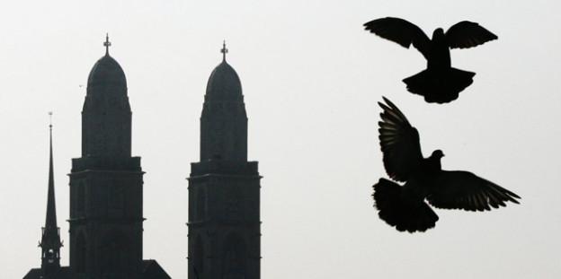 Die Zürcher Kirchen können weiter hoffen: Der Kantonsrat sagt Nein zur Kirchensteuer-Initiative