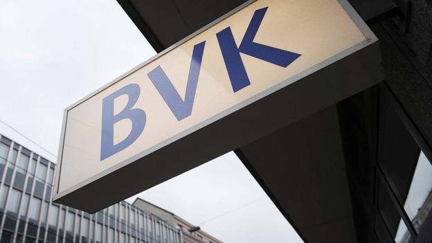 Die BVK bleibt in der Kritik.