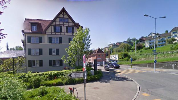 Die städtische Wohnung der SVP-Gemeinderätin Hedy Schlatter.