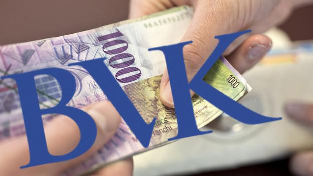 Noch immer in Schieflage: der Lohnentscheid des BVK-Stiftungsrats.