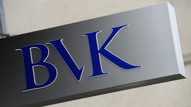 BVK spricht von «erfolgreichem Geschäftsjahr» 2013.