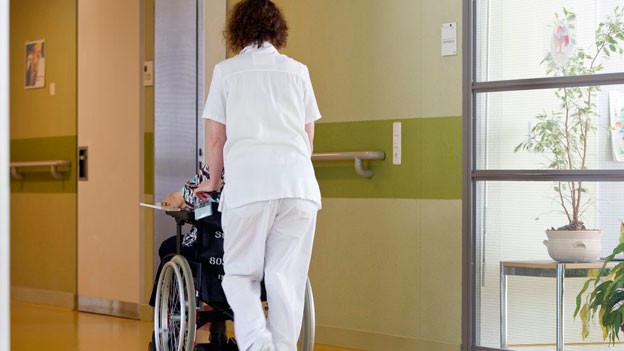 Alterspflege im Waidspital: Stadt und Kanton Zürich bauen Zusammenarbeit aus