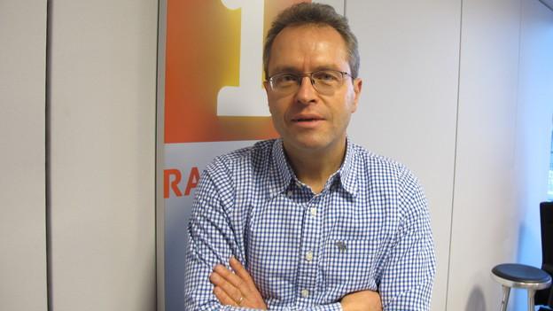 BVK-Chef Thomas Schönbächler