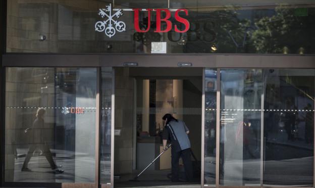 Der UBS-Hauptsitz in Zürich