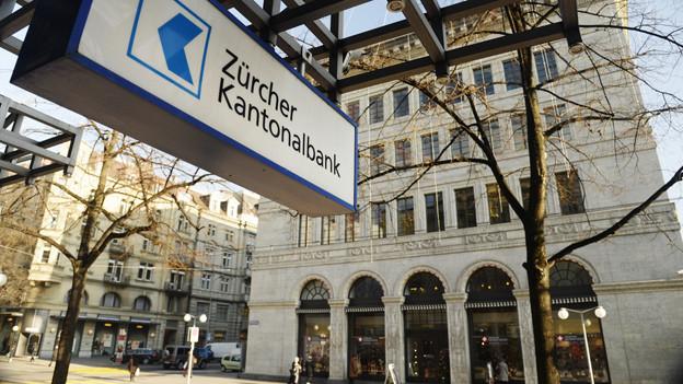 Mehr Gewinn, aber weniger ausländische Kunden: Die ZKB im Jahr 2013.
