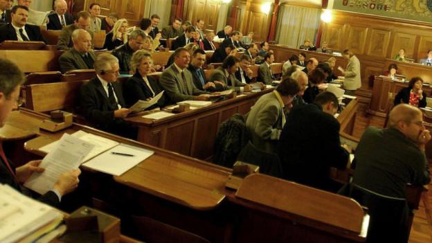 Der Zürcher Gemeinderat